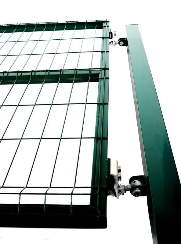 Ворота распашные «Стандарт» 4х1,5 м - фото 2