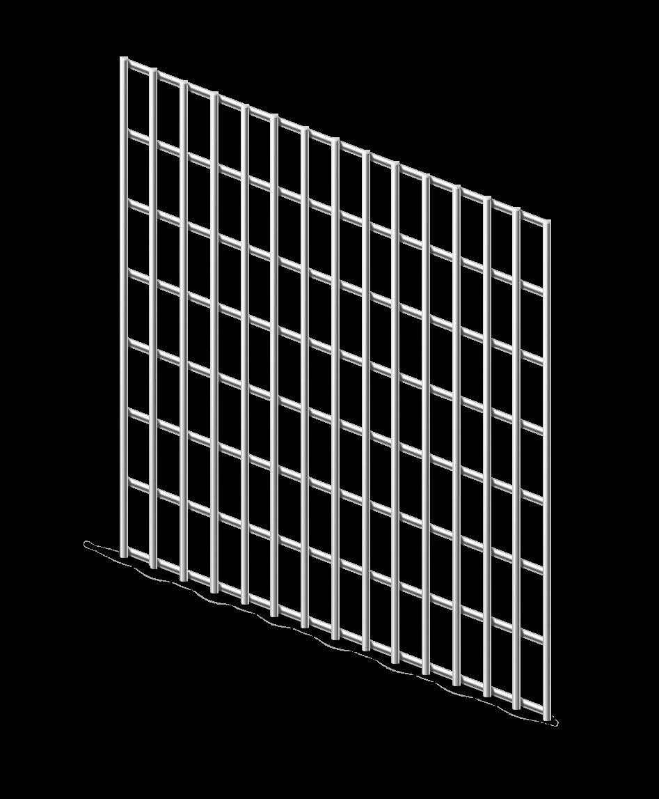 Сетка сварная ОЦ 12,5х25 мм., d 1,4 мм.