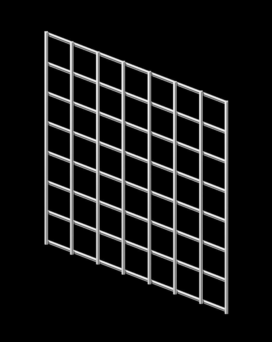Сетка сварная ОЦ 25х25 мм., d 1,2 мм.
