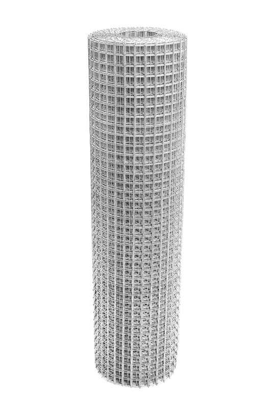 Сетка сварная ОЦ 25х25 мм., h 1,5 м. - фото 1