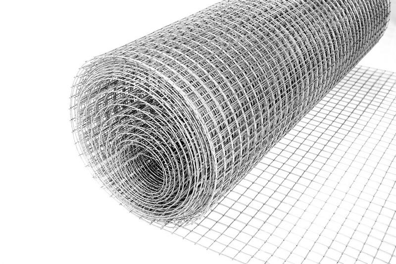 Сетка сварная ОЦ 25х25 мм., d 1,6 мм., 1 м. - фото 3