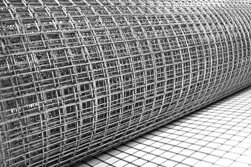 Сетка сварная ОЦ 25х25 мм., d 1,6 мм., 1 м. - фото 4