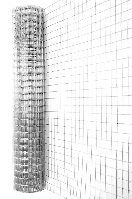Сетка сварная ОЦ 50х50 мм., h 1,5 м. - фото 2