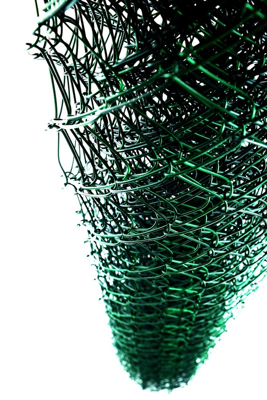Сетка рабица с полимерным покрытием - фото 4
