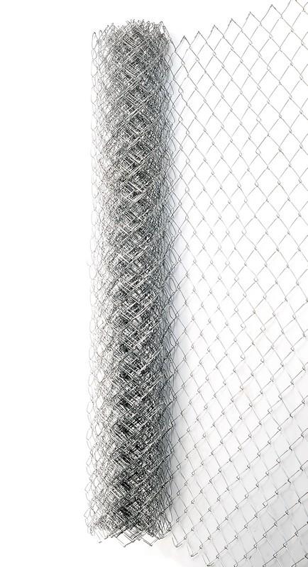 Сетка рабица оцинкованная - фото 2