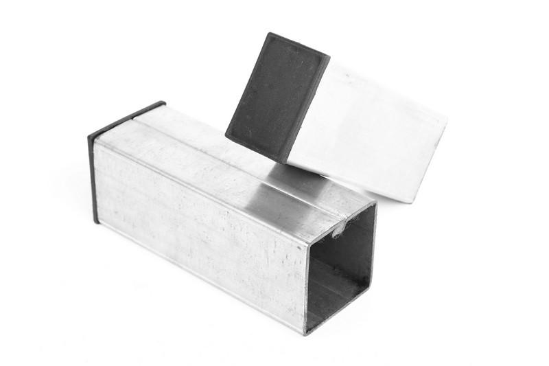 Столб квадратный ОЦ 50Х50 мм. - фото 2